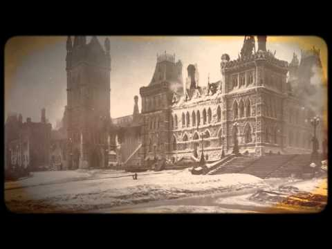 1916: Parliament On Fire