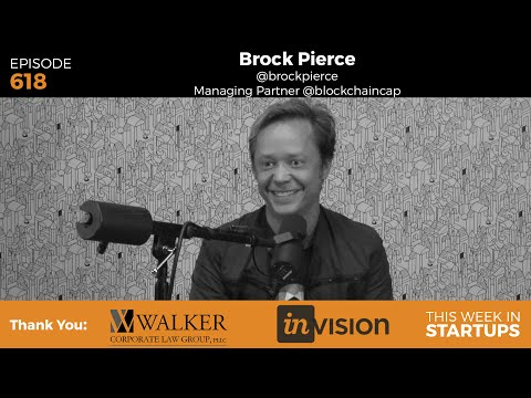 Brock Pierce (Blockchain Capital, Bitcoin Foundation) On Protocol, Scalability, Use Cases, Future
