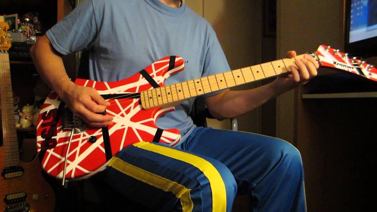 Van Halen - A.F.U. (Naturally Wired) - Live Version (1989) - YouTube