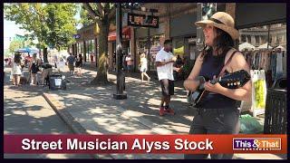 Musician Alyssa Stock