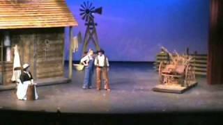 Oklahoma Scene 1 Curly, Loree and Aunt Eller