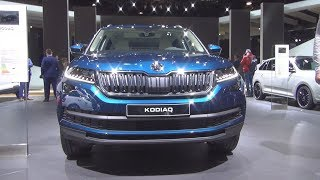 Škoda Kodiaq Style 2.0 TSI 132 kW DSG 4x4 (2018) Exterior and Interior