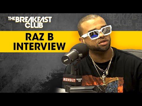 Raz B Speaks On B2K Drama, Mental Health And Bouncing Back thumbnail