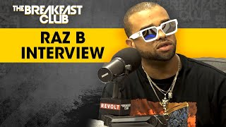 Raz B Speaks On B2K Drama, Mental Health And Bouncing Back