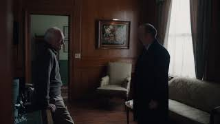 """""""Billions"""" Chuck Rhodes (PAUL Giamatti) and father team up to take down gold digger"""