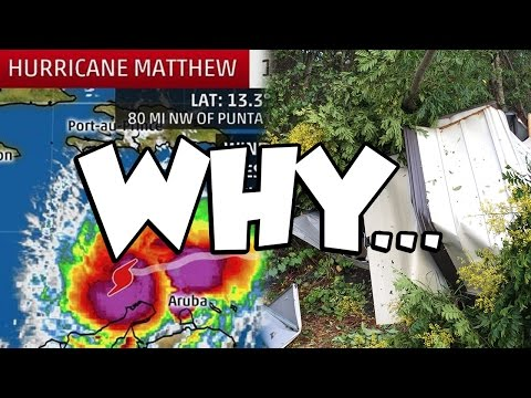 HURRICANE MATTHEW...