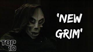 Top 10 Scary Grim Reaper Urban Legends