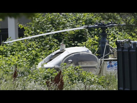 France: Notorious criminal uses helicopter in spectacular prison break