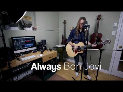 Always (Bon Jovi) By Travis Cormier