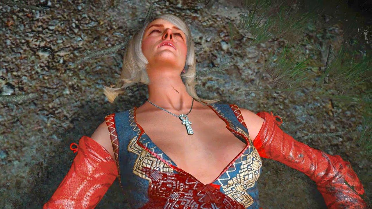 Geralt kills keira metz on fyke island witcher 3 youtube stopboris Image collections