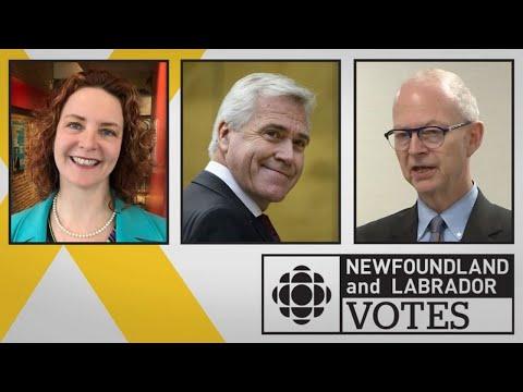 Leaders&39; Debate: Newfoundland and Labrador Election 2019