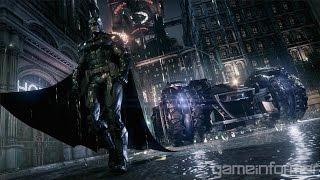 Batman Arkham Knight   русские HD трейлеры