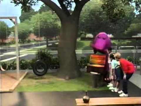 An Very Special Tribute To Barney The Backyard Gang And Barney - Barney and friends backyard gang doll