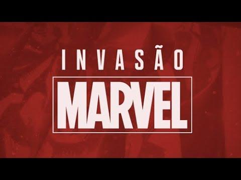 Invasão Marvel #TelecinePlay