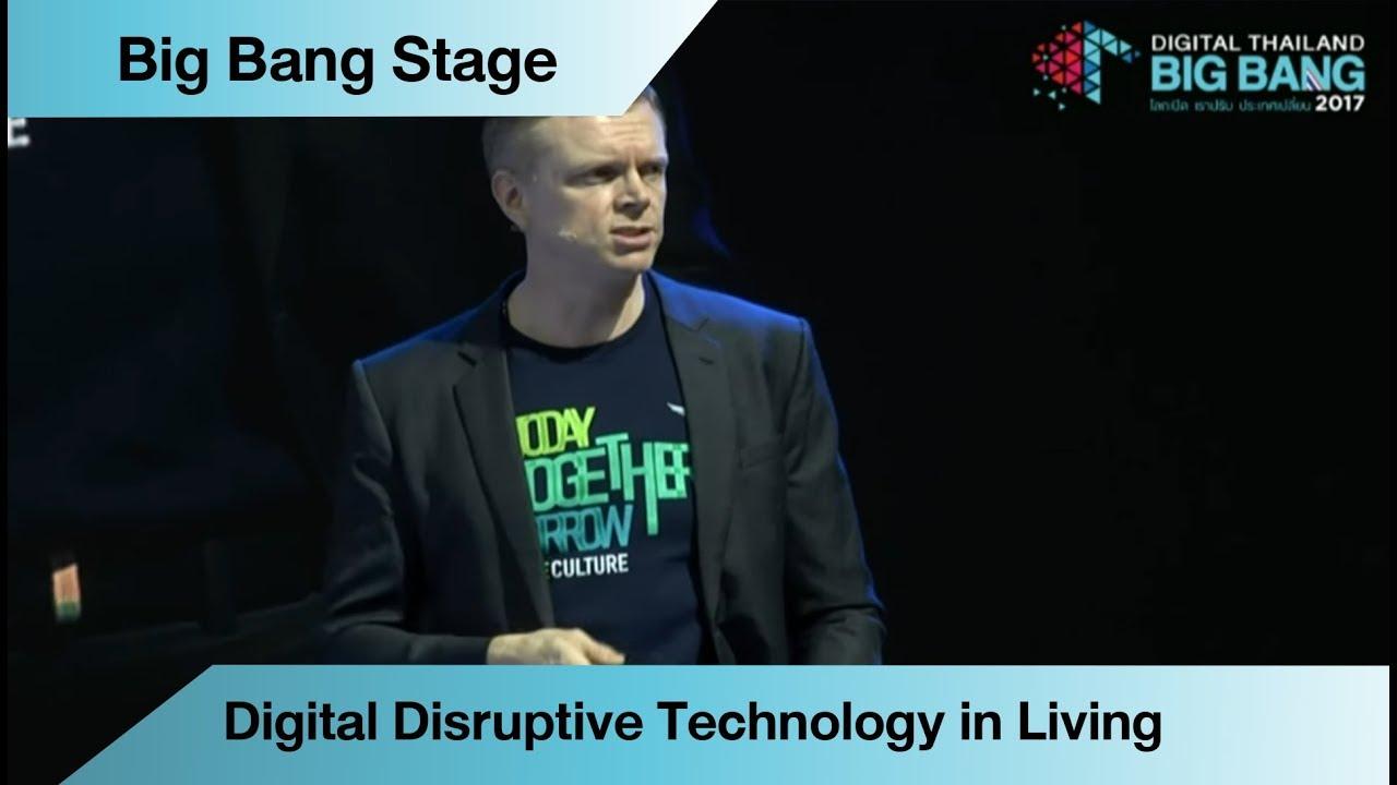 Digital Disruptive Technology in Living