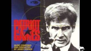 Patriot Games - James Horner - Main Title