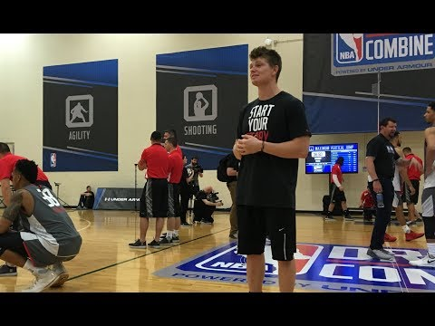 NBA 360 - Austin Mills is Put to the Test at the NBA Draft Combine