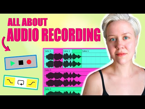 All About Audio Recording In Ableton Live 10 • Recording Modes, Library Recording/Comping & Settings