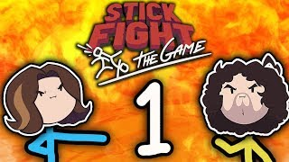Stick Fight: Cartoon-Gewalt! - TEIL 1 - Game Grumps VS