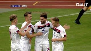 1:1 im Härtetest gegen PSG   Saisoneröffnung   1. FC Nürnberg - Paris Saint-Germain