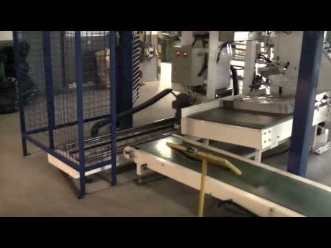 IOPAK Fully Automatic Bulk Filling and Weighing System