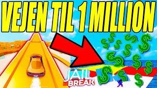 EL CAMINO PARA 💲 1 MILLONES DE DOLLARS 💲-BACK EN JAILBREAK-DANISH JAILBREAK-DANISH ROBLOX [#52]