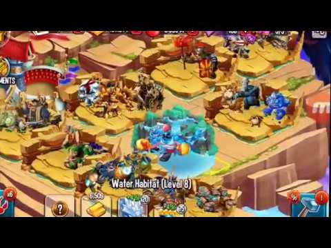 Monster Legends - How To Breed Ledovech In Monster Legends