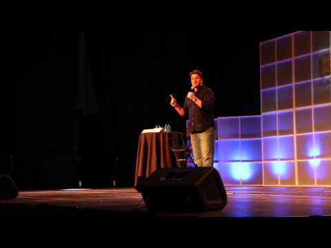 Nathan Fillion Panel at Salt Lake Comic Con