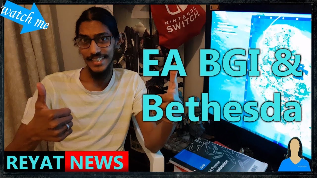 EA Loot Boxes Bethesda Starfield and The BGI