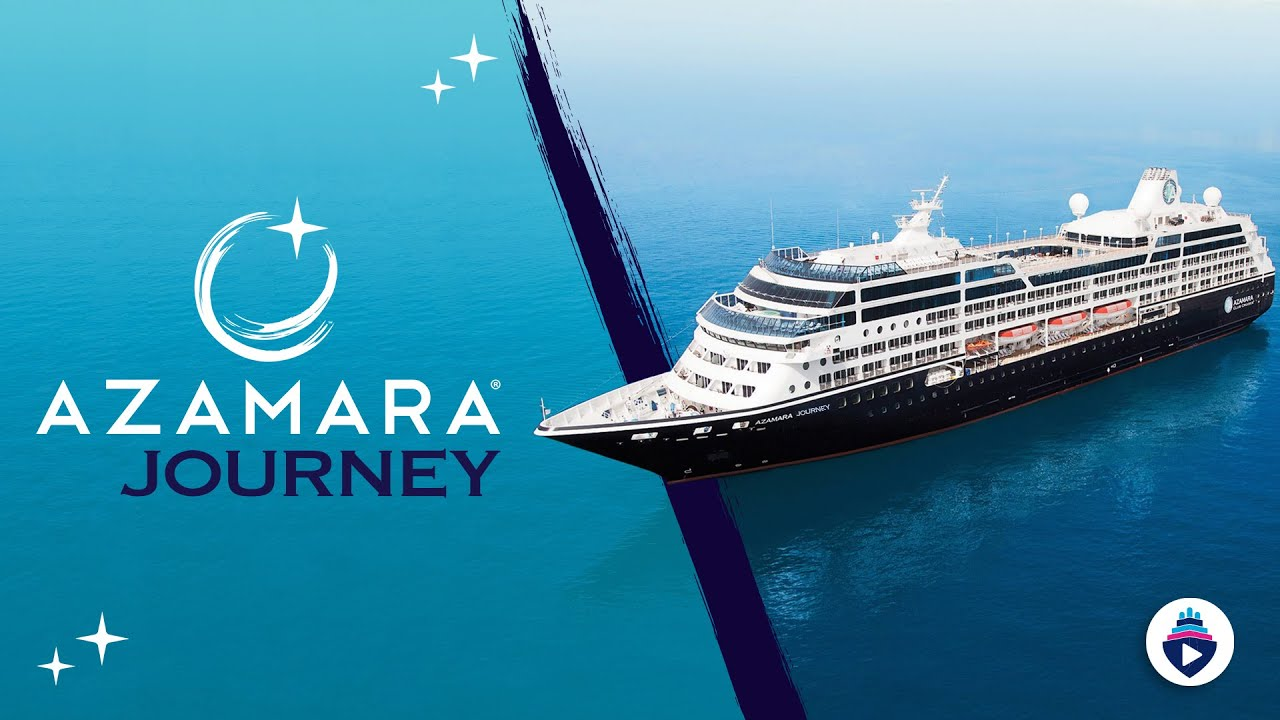 Azamara Journey Ship Tour