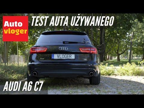 Audi A6 C7 - test auta używanego