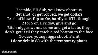Jay Rock - Shit Real Ft. Tee Grizzley Lyrics