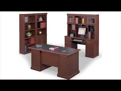 Executive Desk Sauder Heritage Hill Collection National Business