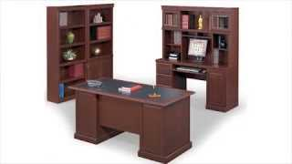 Executive Desk | Sauder Heritage Hill Collection | National Business Furniture