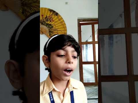 Lukochuri By Rabindranath Tagore - Sahajpath Poem Recitation - Bangla Kobita Abritti