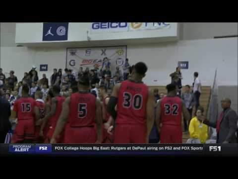 Arkansas State vs. Georgetown 11/17/2016