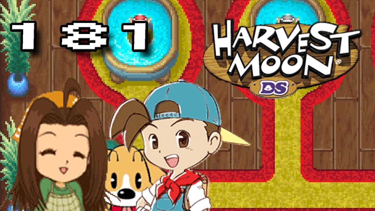 Harvest Moon Ds Casino