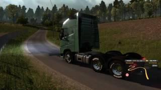 euro truck simulator 2  Estrada secreta pt 01 dlc Vive la France