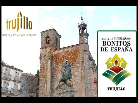 Acto oficial - Trujillo uno de los Pueblos más Bonitos de España  Trujillo,