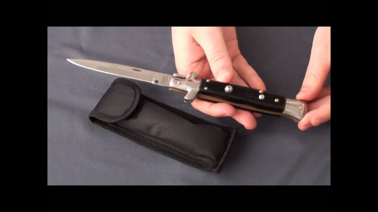 Epic Stiletto Automatic Knife
