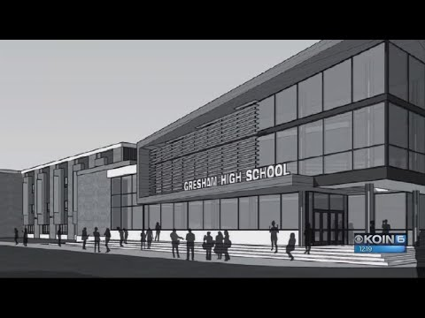 Gresham HS breaks ground on rebuild