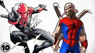 Top 10 Strongest Alternate Versions Of Spider-Man  - Part 3