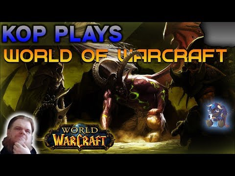 Chill Mount and Gold Farming with Kop. World of Warcraft.
