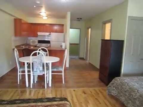 Studio Apartment Montreal 301 (part 1) apartment/studio for rent in montreal (downtown