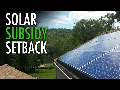 Millions wasted on more bankrupt solar panel companies