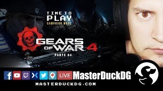 TIME TO PLAY - Gears of War 4 Parte 04