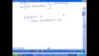 Rotational Motion - Chapter 7