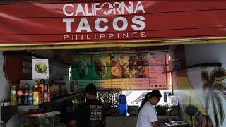 California Tacos Metrowalk Pasig Philippines By Hourphilippines.com