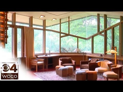 Twin Cities Frank Lloyd Wright Home For Sale