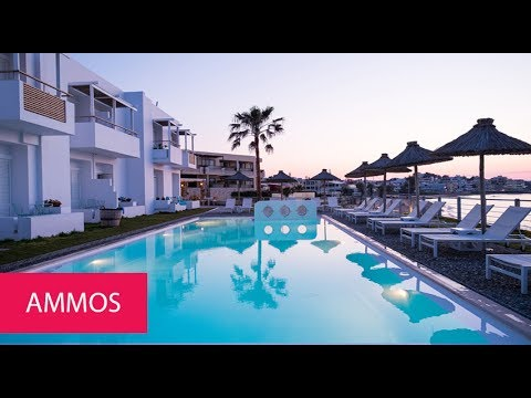 AMMOS - GREECE, CRETE - YouTube